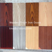 Wooden Finish Sample