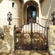 driveway iron gate (2)