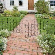 Wrought Iron Garden Fence SY-FR-M901
