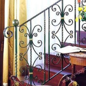 Wrought Iron Hand Forged Steel Railing SY-Rl-M913