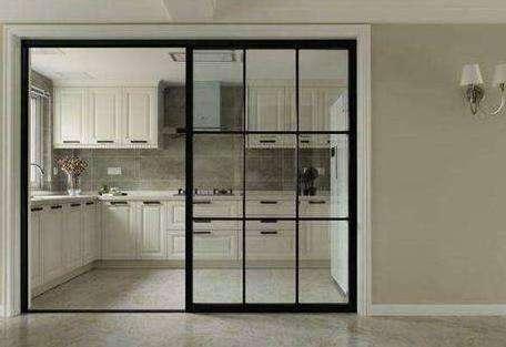 Australian-standard-iron-glass-folding-door 4