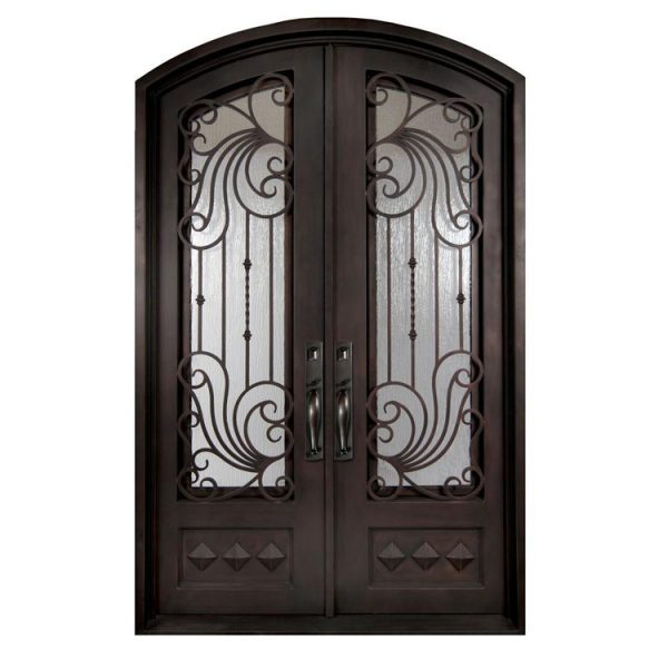 Residential-House-Iron-Safety-Double-Entry-Door (4)