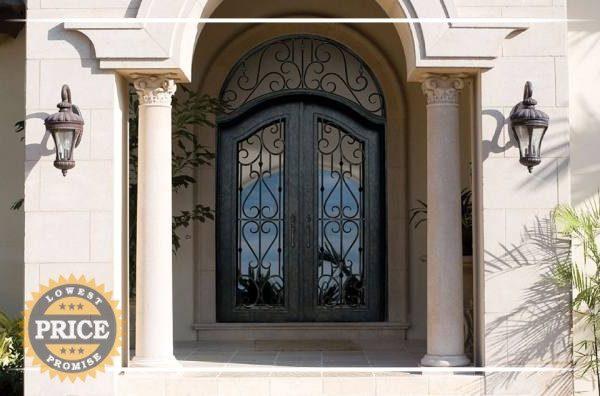Sen Yi Ironware Entry Door Designs