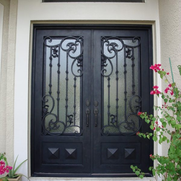 new-product-wrought-iron-entry-front-door