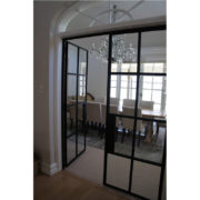 Competitive-price-swing-interior-steel-french-doors
